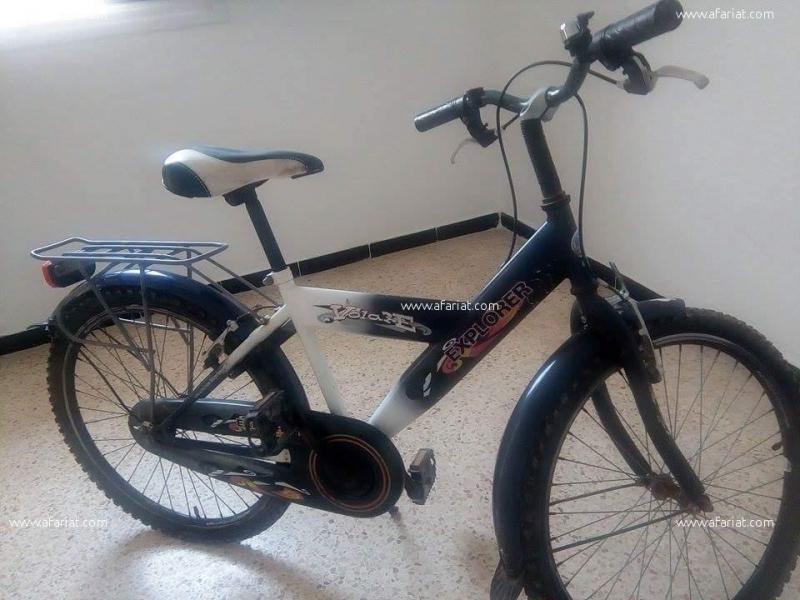 إعلان على أفاريات تونس ل: دراجة جميلة