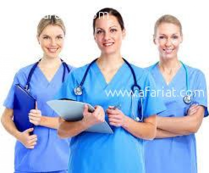 إعلان على أفاريات تونس ل: مطلوب فورا ممرضات