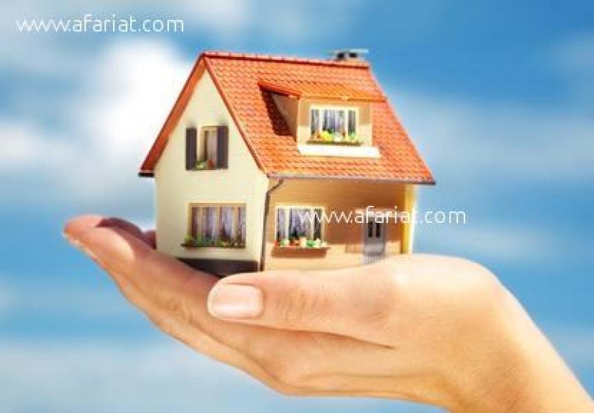 إعلان على أفاريات تونس ل: للبيع منزل مصاحب لحديقة
