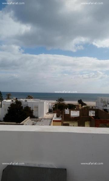 إعلان على أفاريات تونس ل: فيلا للبيع في شاطئ منزل تميم