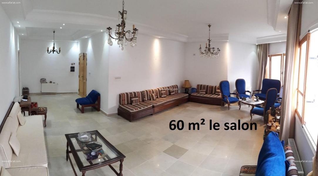إعلان على أفاريات تونس ل: للبيع ثلاثي رائع في منوبة (وراء المحكمة)
