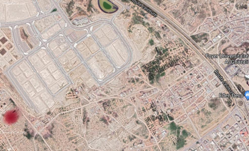 إعلان على أفاريات تونس ل: بيع أرض بسوسة (حمام معروف)