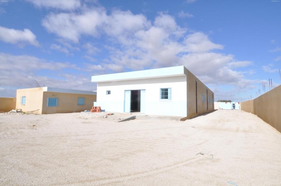إعلان على أفاريات تونس ل: فضاء صناعي للكراء